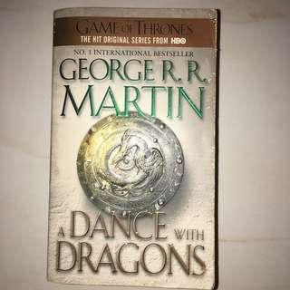 A Dance With Dragons ~ A Song of Ice and Fire: Book Five • George R.R. Martin