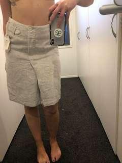 VSSP linen skirt