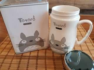 BN Totoro Mug with Cover