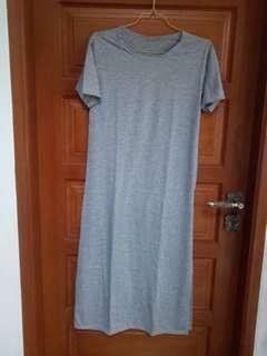 Slit shirt