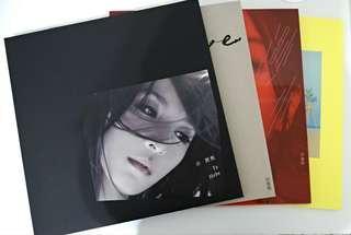 田馥甄Hebe 黑膠唱片LP 全套四張