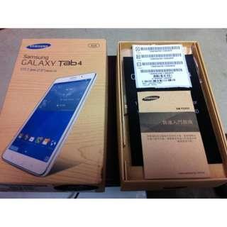 SAMSUNG GALAXY Tab4 7.0 LTE ~零件機