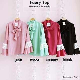 RR Faury Sp blouse
