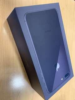 iPhone 8 Plus Space Grey Box Only