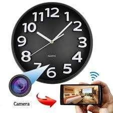 Spy Camera Wall clock wifi cam video record 1080P full HD