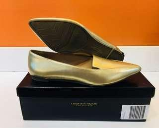 Christian Siriano point shoes