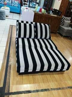 Di  jual cepat sofa bed