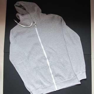 Terranova Gray Hoodie Jacket