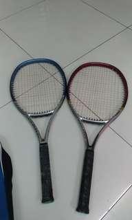 網球拍一對