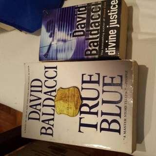 David Baldacci - True Blue And Divine Justice