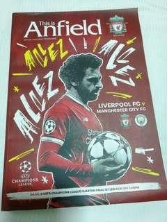 Liverpool This Is Anfield - Liverpool vs Manchester City