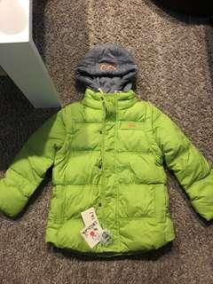Winter Down Jacket For Kids