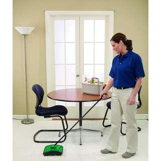 """Bissell BG23 9.5"""" Commercial Floor Sweeper Green"""