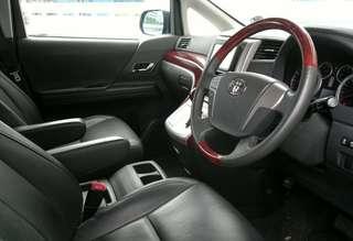 Vellfire 3.5 V6 pilot seat . Super mewah..  2009 28.9k