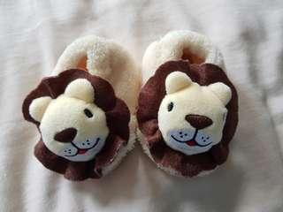 Lion Baby Shoes