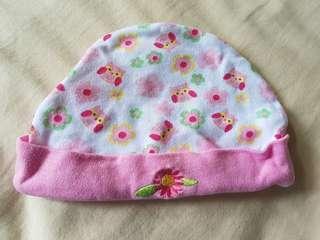Owl Baby Beanie Hat Cap