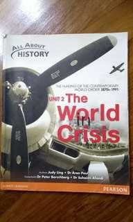 History Unit 2: The World in Crisis