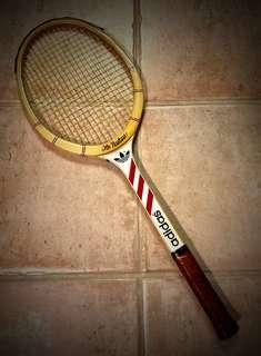 Vintage Adidas racket 球拍