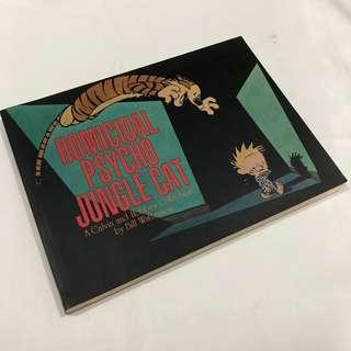 Calvin and Hobbes: Homicidal Psycho Jungle Cat Collection #OCT10