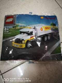 Lego 40196 Tanker for shell