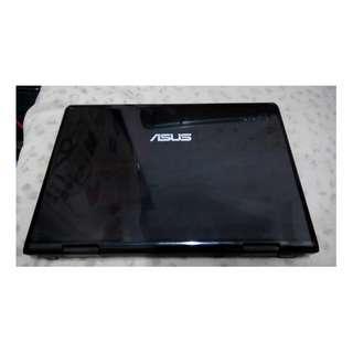 華碩F80S(P8600/2.5G/250G/獨立顯示/DVD燒錄) 雙核心14吋筆記型電腦