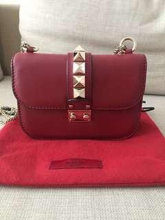 VALENTINO Rockstud Glam Lock Bag Small
