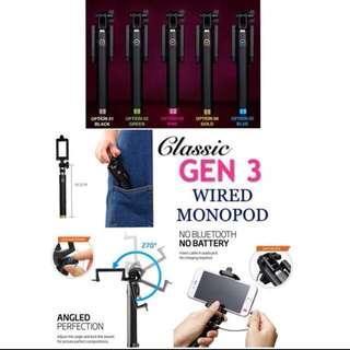 Classic Gen 3 Monopod