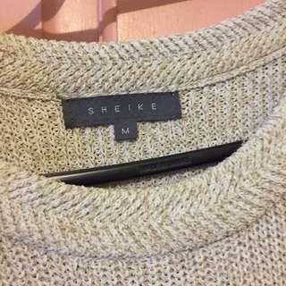 Sheike singlet knit