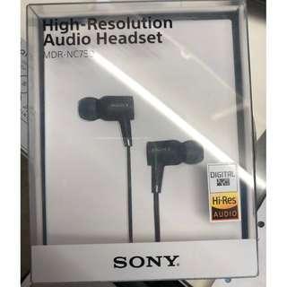 Sony MDR -NC750