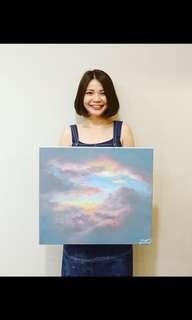 【手繪】oil paint