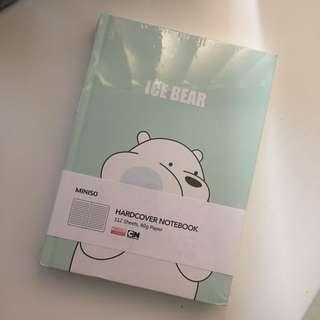Ice bear Notebook