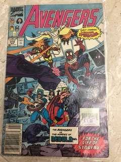 Marvel Comics Collectibles
