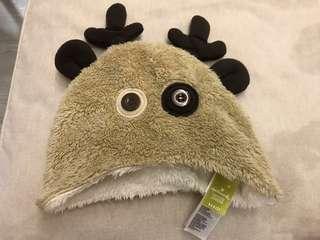 九成新 名牌 Hallmark BB帽 冬季帽 嬰兒帽