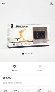 Typo Action Camera