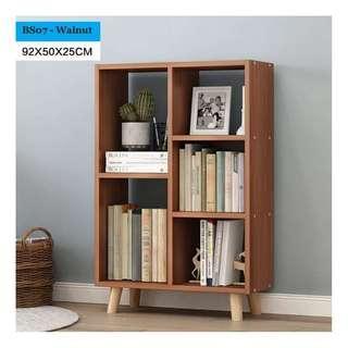 🚚 Bookshelf - Walnut