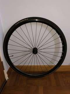 hplusson front wheel blb king