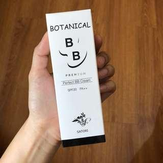 Botanical BB Cream from Japan (Satori)