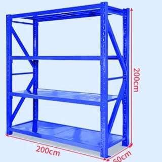 Used boltless Rack/ shelves for sales