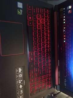 Acer nitro AN515-52 i5 8300H