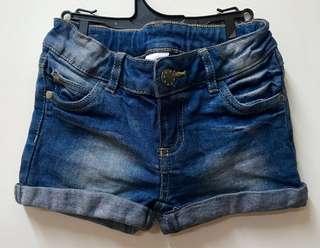 Denim Shorts - Size 3