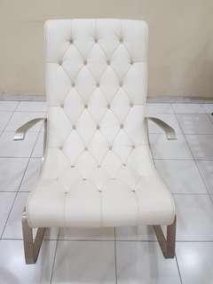 Rocking chair - steel frame