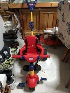 🚚 Little Tikes growing up Bike stroller