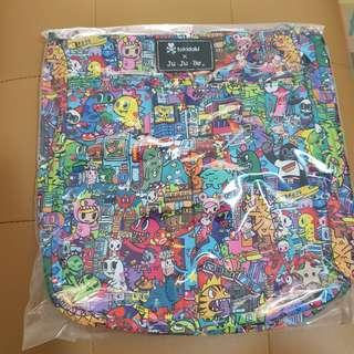 Jujube Tokidoki EUC Kaiju City Be Light (KJC)