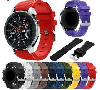 Strap 22mm for Samsung Amazfit Pace Stratos Moto Pebble