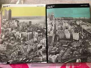 [WTS] NCT 127 Regular Irregular Unsealed albums