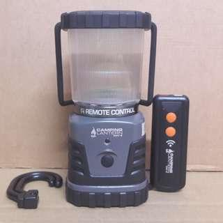 Favour Light Camping Lantern w/ Remote