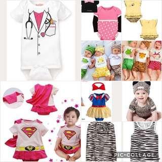 Baby Romper Halloween costume 0-18mth