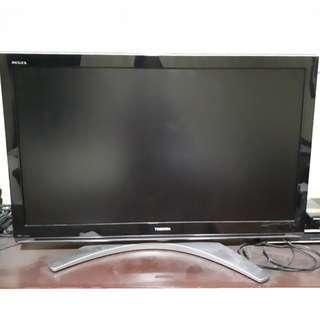 "Tv LCD Toshiba Regza 42"" MURAH"