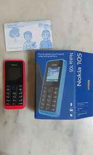 Nokia 105   *NO NEGO*FIXED PRICE*