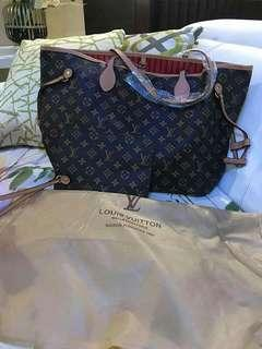 Louis Vuitton High End Quality Bag and Wallet